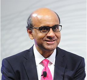 Tharman Shanmugaratnam (Chair)